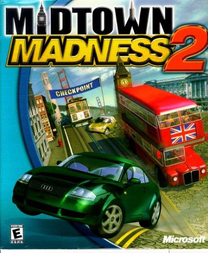 تحميل لعبة Midtown Madness 2