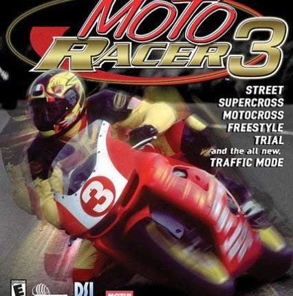 لعبة Moto Racer 3 سباق موتوسيكلات