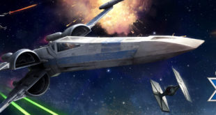 تحميل لعبة X-Wing Flight