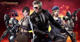 لعبة Crossfire