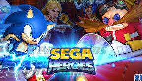 لعبة SEGA Heroes