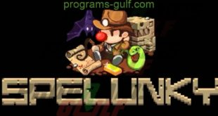 لعبة Spelunky Classic